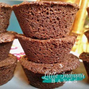 cocoa powder brownie cupcakes