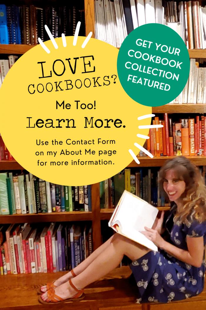 Share Your Favorite Cookbooks