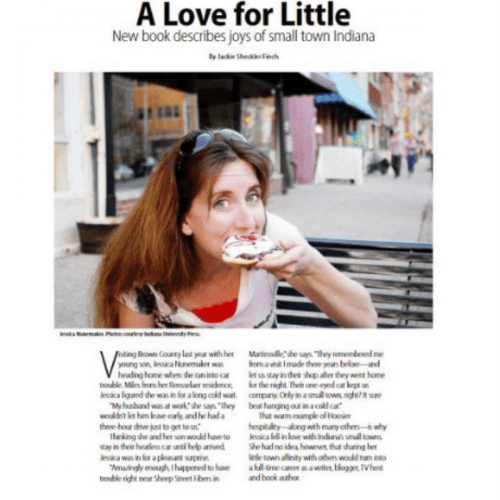 """Homes and Lifestyles Magazine """"Little Indiana"""" Feature"""
