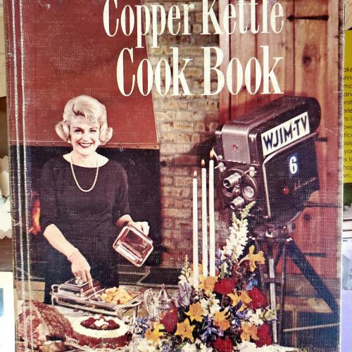 Copper Kettle Cookbook 1960s
