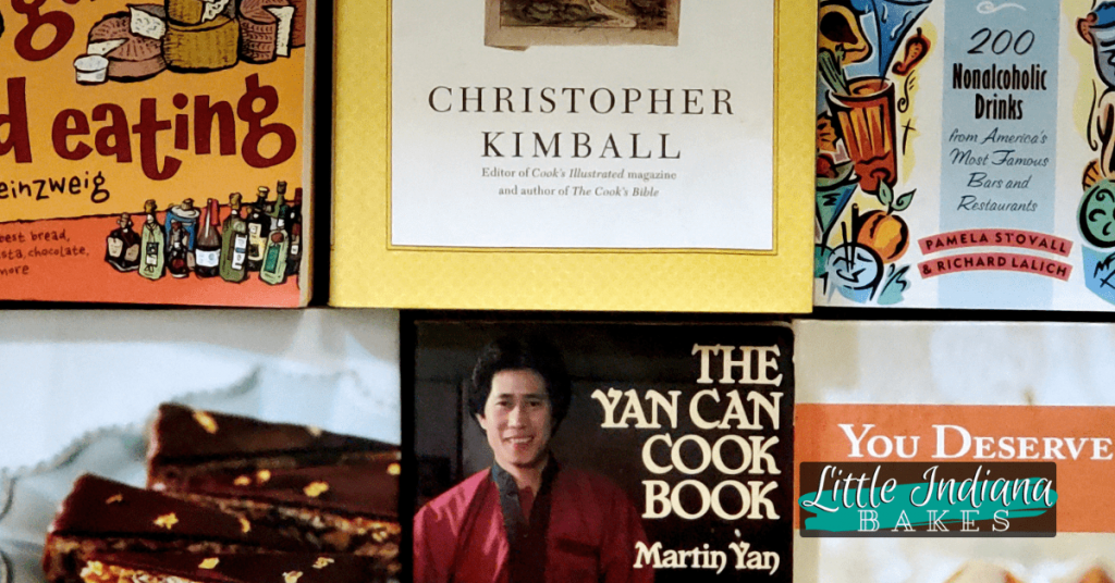 Cookbook Collection Selections Beginning with Y and Z