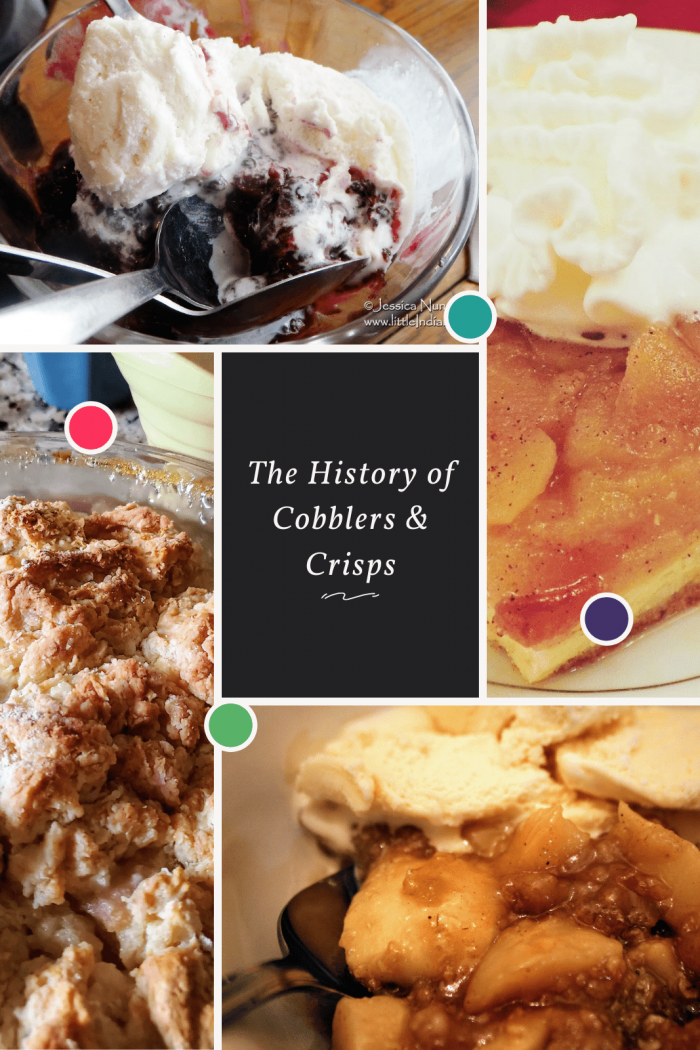 The History of Cobbler, Crisps, Grunts, and Slumps (and then some)